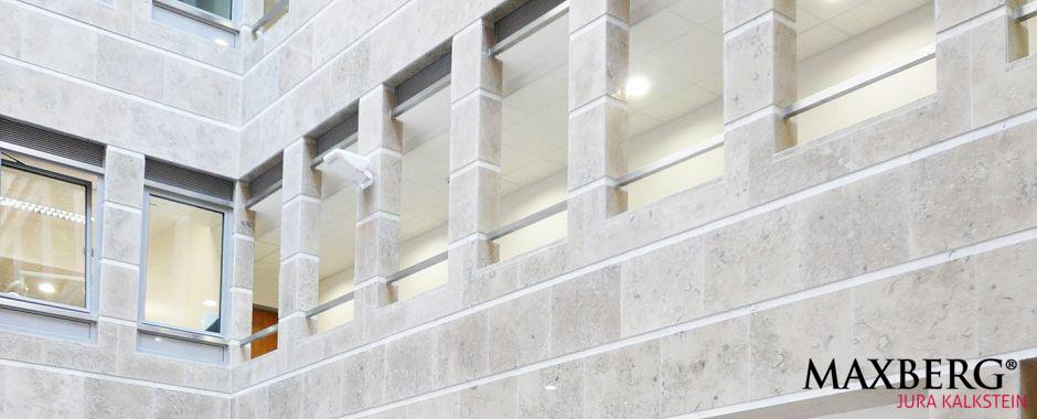 MAXBERG® Jura Kalkstein, Fassadengestaltung